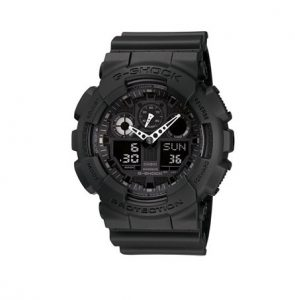 Casio  Watch G Shock GA100 1A1DR