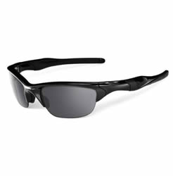 Oakley Sunglasses Half Jacket 2.0 Polished Black-Black Iridium OO9144-01