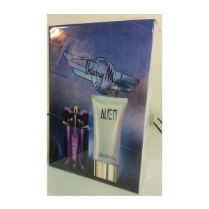 Thierrry Mugler Alien Edp 60ml + Body Lotion 100ml Set
