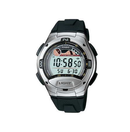 Casio  Watch  W753 1AVDF
