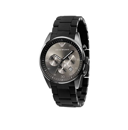Emporio Armani Chronograph Watch for Men AR5889