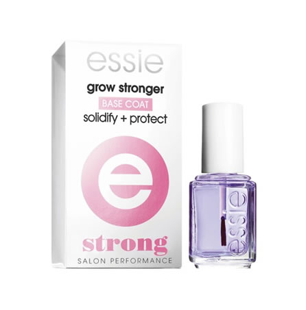 Essie Nail Varnish Base Coat Grow Stronger