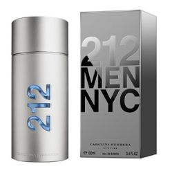 Carolina Herrera 212 Men EDT Spray 100ml 3.4oz