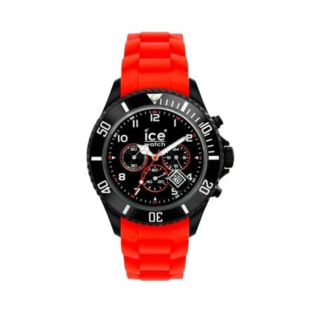 Ice Watch Chrono Sili Red Unisex