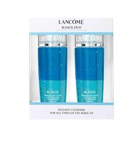 Lancome Bi-Facil Non-Oily Eye Cleanser Duo 2X125ml