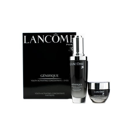 Lancome Genifique Concentrate Night Cream and Eye Cream Set