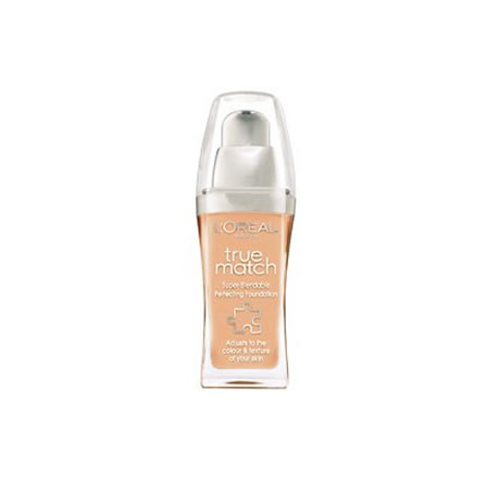 L'Oreal True Match Liquid Foundation Make Up C2 Vanilla Rose 30ml