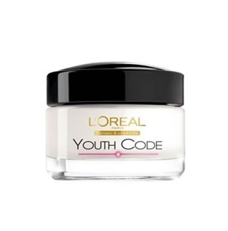 L'Oreal Youth Code Day Cream 50ml