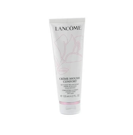 Lancome Confort Mousse Cleanser for Dry Skin 125ml