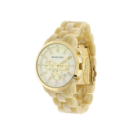 Michael Kors Chronograph Watch MK5217 for Women