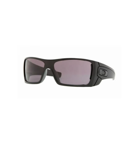 Oakley Sunglasses Batwolf Polished Black/ Warm Grey