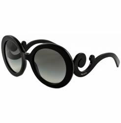 Prada Sunglasses PR27NS 1AB3M1