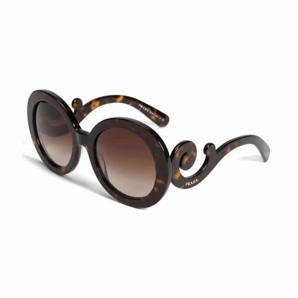 Prada Sunglasses 27NS 2AU6S1 55