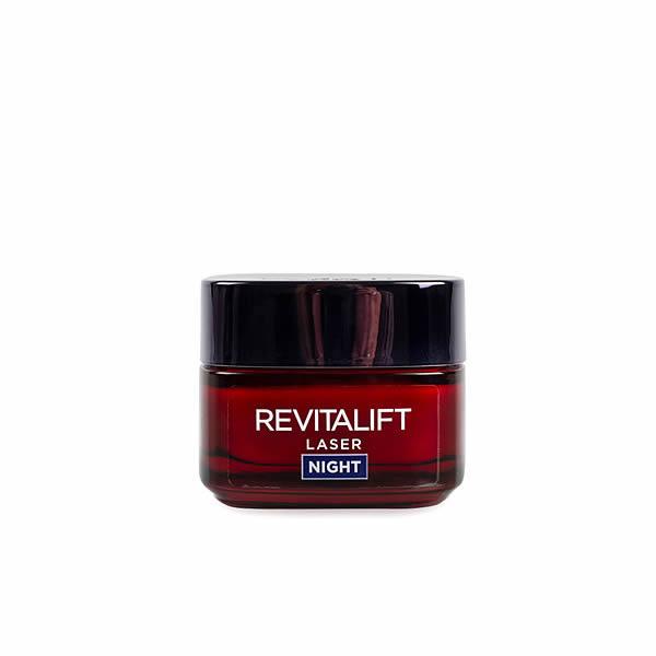 L'Oreal Revitalift Laser Night Night Cream 50ml Jar