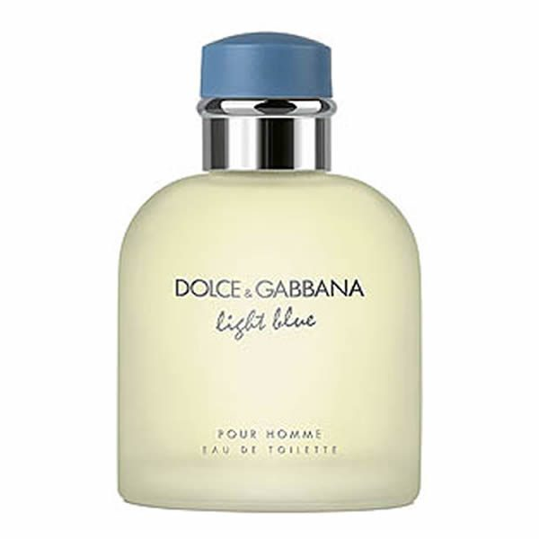 Dolce & Gabbana Light Blue For Men Edt Spray 75ml