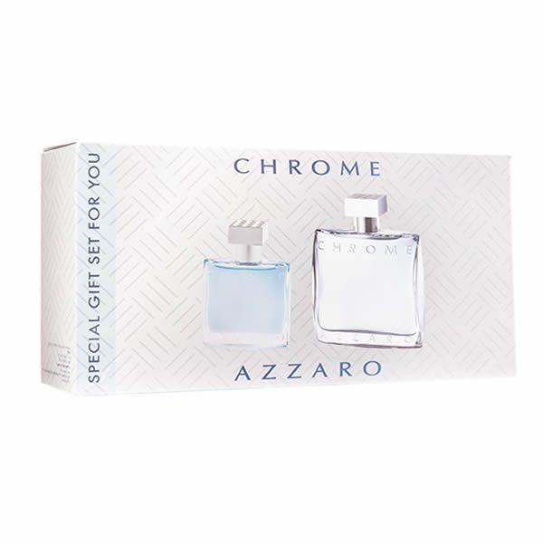 Azzaro Chrome Edt 100ml Spray +Set Edt 30ml, Set
