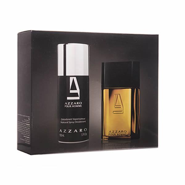 Azzaro For Men Edt Spray 100ml + Deodorant Spray 150ml, Set