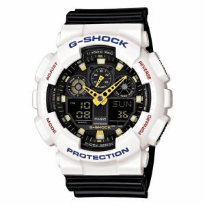 Casio Watch G Shock Men [Tin] GA 100CS 7A
