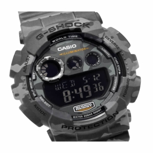 Casio Watch G-Shock Men GD120CM 8