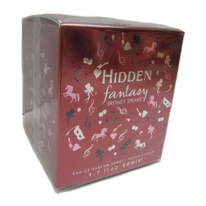 Britney Spears Hidden Fantasy Edp Spray 50ml