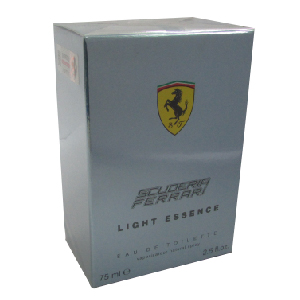 Ferrari Scudderia Light Essence Edt Spray 75ml