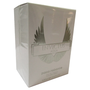 Paco Rabanne Invictus Aqua Edt Spray 100ml