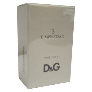 Dolce & Gabbana No.3 L'Imperatrice Edt Spray 50ml