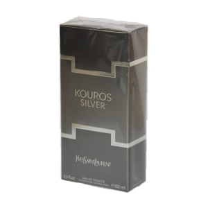 Yves Saint Laurent Kouros Silver Edt Spray 100ml