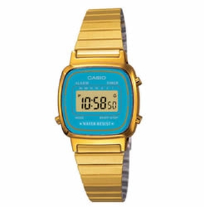 Casio Ladies Watch Blu La670WGA2DF