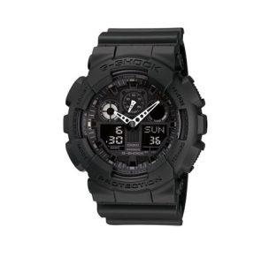 Casio  Watch G Shock GA100 1A1DR