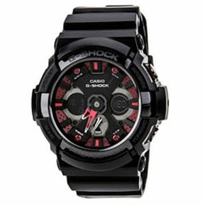 Casio Watch G-Shock Men GA200SH 1A