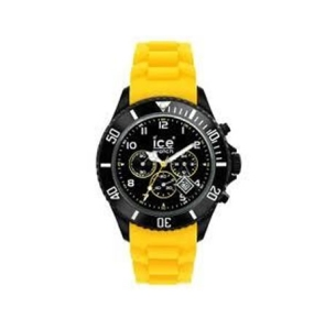 Ice Watch Chrono Sili Yellow Big Unisex