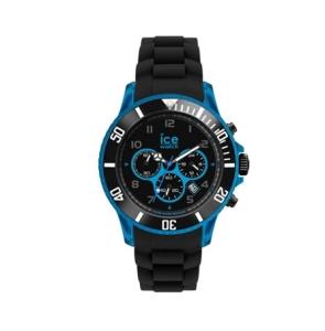 Ice Watch Chrono Big Black Blue Unisex