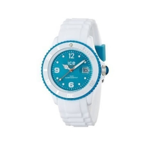 Ice Watch White- White- Turquoise For Women