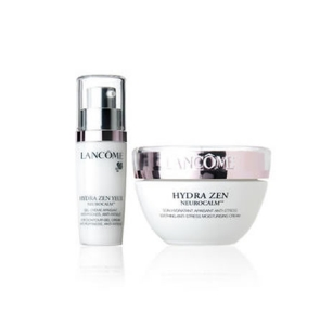 Lancome Hydra Zen NeuroCalm Day Cream 50ml & Eye Gel 15ml Set