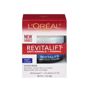 L'Oreal Revitalift Night Cream Anti-Wrinkle & Anti-Firming 50ml