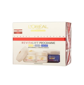 L'Oreal Revitalift Programme Night & Day & Eye Care, Set