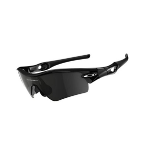 Oakley Sunglasses  Radar Path Jet Black Grey Lens