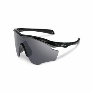Oakley Sunglasses 9212 39 921201 M2 Frame Polished Black/Black Iridium