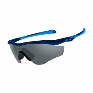 Oakley Sunglasses 9212 39 921207 M2 Frame Navy/Gry Pol