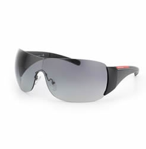 Prada Sport Sunglasses PS02LS 1BO3M1 33