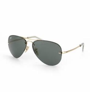 Ray Ban Sunglasses 3449 001/71 56/14