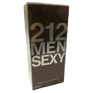 Carolina Herrera 212 Sexy Men EDT Spray 100ml 3.4oz