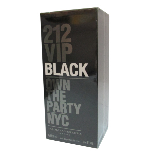 Herrera 212 VIP Black Edp Spray 100ml