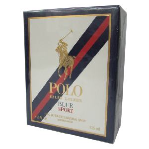 Ralph Lauren Polo Blue Sport Edt Spray 125ml