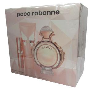 Paco Rabanne Olympea Edp 80ml + 10ml Travel Spray + Body Lotion 100ml Set