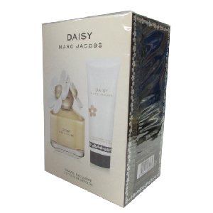 Marc Jacobs Daisy Edt 100ml Spray + Body Lotion 75ml Set