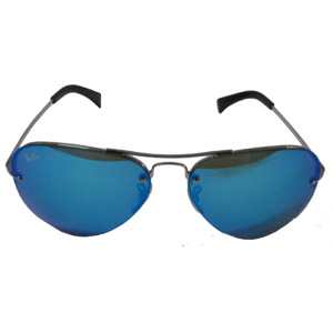 Ray-Ban Sunglasses 3449 004/55 59mm