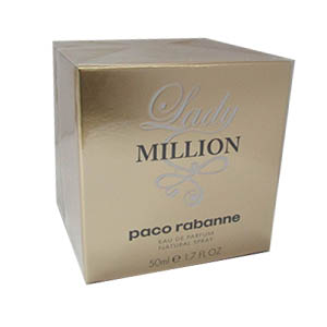 Paco Rabanne Lady Million Edp Spray 50ml