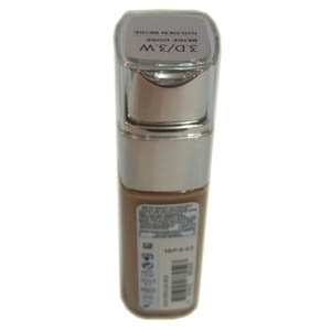 L'OREAL True Match Liquid Foundation #3D/3W Gold Beige